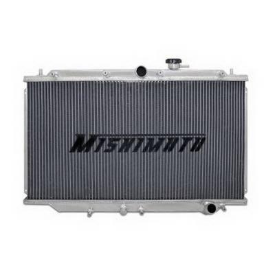 MISHIMOTO  Радиатор охлаждения (2-х рядный) алюминиевый SUBARU IMPREZA WRX / STI  GRB (2008+)