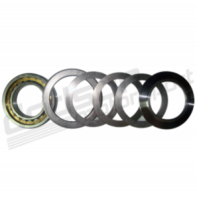 DODSON FWD OUTPUT BEARING UPGRADE KIT для NISSAN GT-R R35