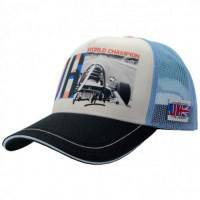 Racing Legends JH-19-051 Кепка James Hunt JH76