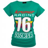 Racing Legends KR-16-3176_s Футболка женская Kremer Racing 76  - зеленый -  размер S