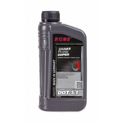 ROWE Тормозная жидкость DOT 5.1 (1L) (265°C)