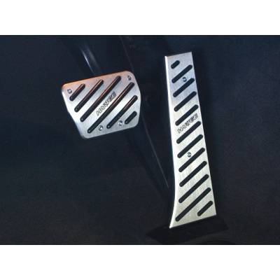 HARTGE 41460049 К-т спортивных педалей для BMW с АКПП