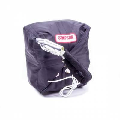SIMPSON Тормозной парашют 10-футовый, Черный