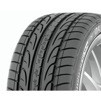 Dunlop SP Sport Maxx (Run Flat)  Разноширокая летняя резина для BMW X5/X6 275/40+315/35 R20