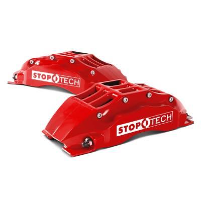 Stoptech 6-ти поршневые суппорты (для дисков 32mm) (правый+левый)