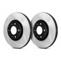 StopTech  Сменные Передние тормозные диски для системы ST HD для Toyota Land Cruiser 200 / Lexus LX570
