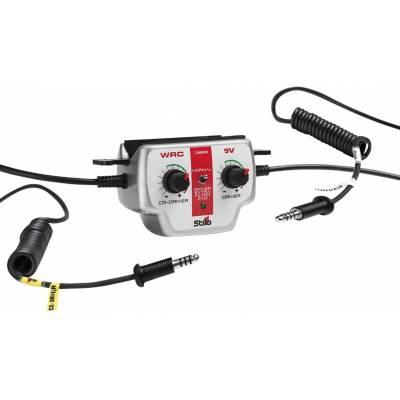 STILO AB0214 Переговорное устройство WRC DES, с шумоподавлением