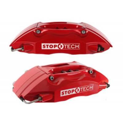 Stoptech 4-х поршневые суппорты (для дисков 32mm) (правый+левый)
