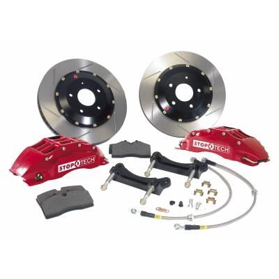 StopTech  передняя  6-поршневая Тормозная Система  для BMW X5/X6  F15/F16/E70/E71 (380x32мм)