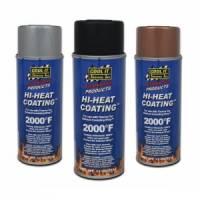 Thermo-Tec 12002 Высокотемпературный спрей Алюминиевый 11 oz.