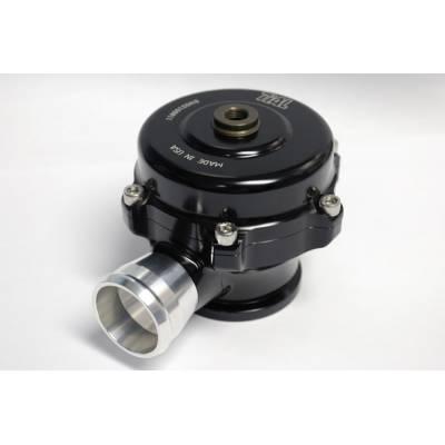 TIAL QR.11BK  Перепускной клапан с рециркуляцией (11psi)  Черный