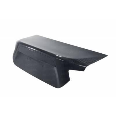 SEIBON  Карбоновая крышка Багажника OEM-style для Subaru BRZ/Toyota GT86/Scion FRS