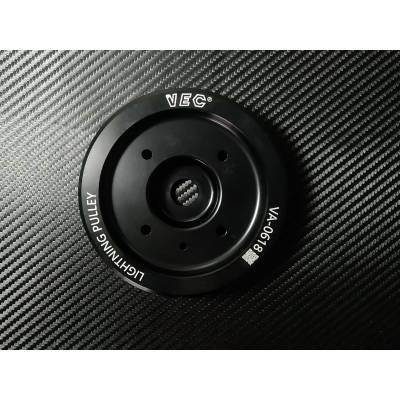 VEC Облегченный шкив коленвала для VW Golf 7R/GTI/Audi A3-S3 8V/TT-S (1.8T, 2.0T)