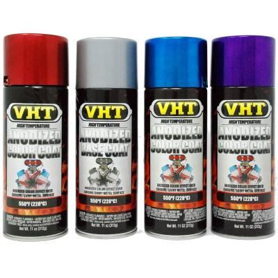 VHT SP201 Краска-спрей черная WRINKLE BLACK PAINT