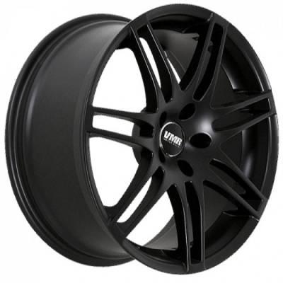 VMR V708 Колесный диск 18x8.5 ET45 5x112 Flat Black