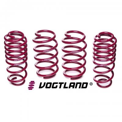VOGTLAND пружины для AUDI A4 (B9) 2.0L (полный привод)