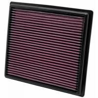 K&N воздушный фильтр в штатное место для Nissan Teana 2.0L (2008+)