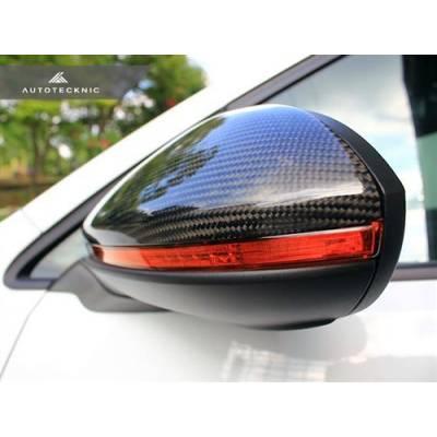 AutoTecknic   Карбоновые корпусы зеркал для VW Golf 7/ Golf R/ Golf GTi