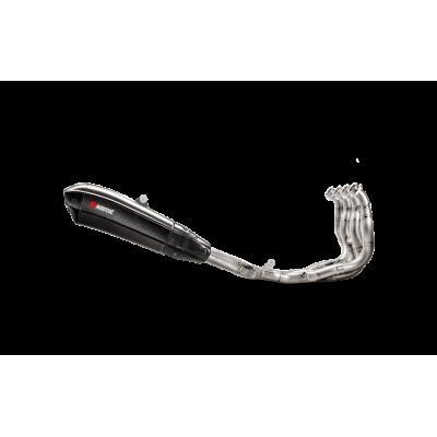 AKRAPOVIC Титановая выхлопная система Racing Line (Carbon) для Yamaha YZF-R1 (2015-2016)