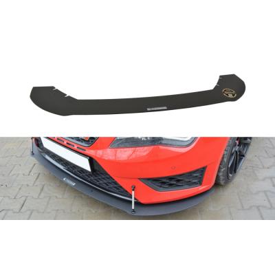 Maxton Design Передняя губа SEAT LEON 3 CUPRA / FR